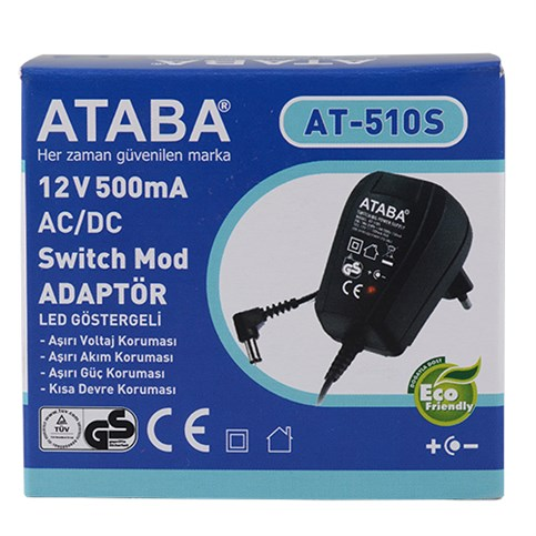 Ataba at-510s Switch Mode Adaptor