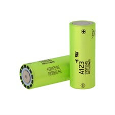 A123 Systems ANR26650M 2500 mAh Pil