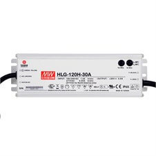 Mean Well MW-HLG-120H-30A 30V 4A 120W LED Power Supply